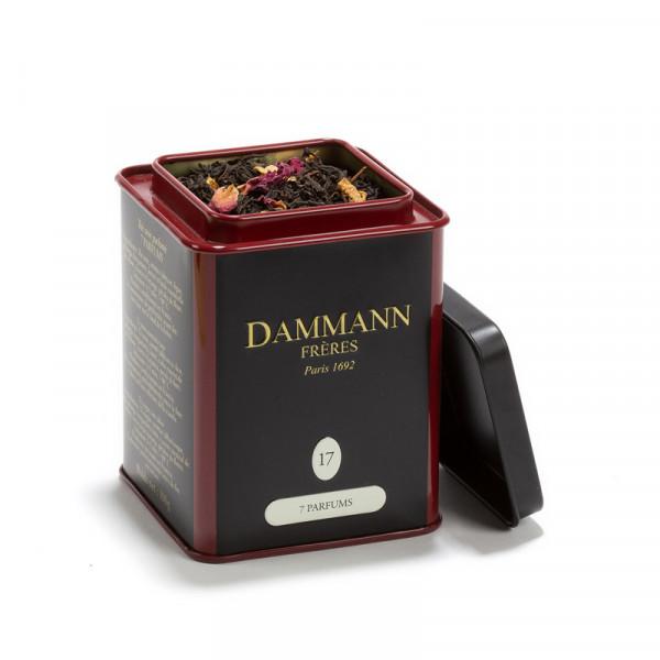 7 Parfums N°17, boîte de 100 g