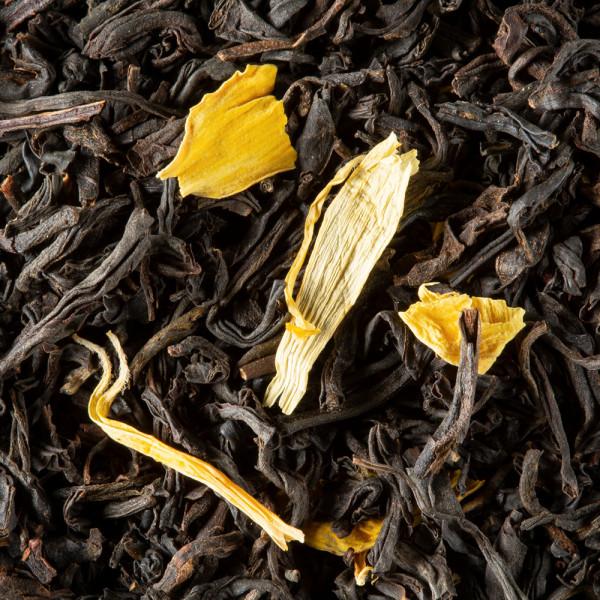 Black tea - Pêche Abricotée