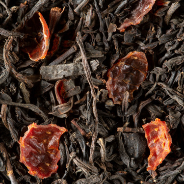 Black tea - Caramel