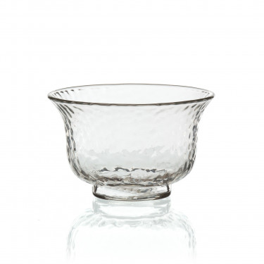 DANJO - GLASS TEA BOWL 12,5 cl