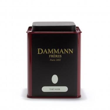 Boîte vide Dammann - Thé noir