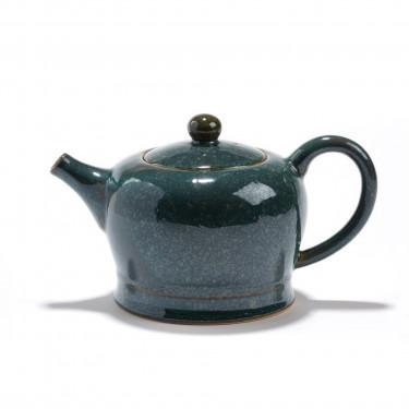 Stoneware teapot - SICHUAN - 0,6L - green