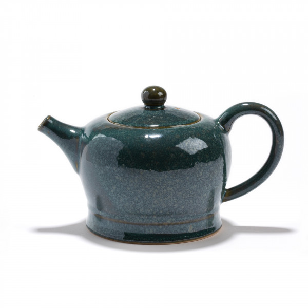 Porcelain teapot - SICHUAN - 0,6L - green