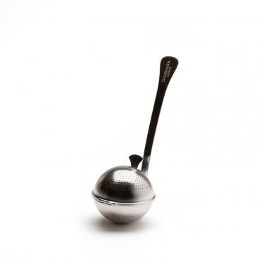 Cuillère à thé, boule inox perforé