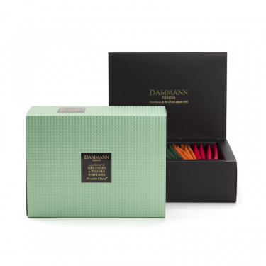 INFUSIONS - COFFRET 20 SACHETS ASSORTIS