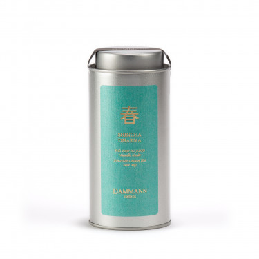 Thé du Japon - SHINCHA DHARMA 2019 - Boîte de 50G