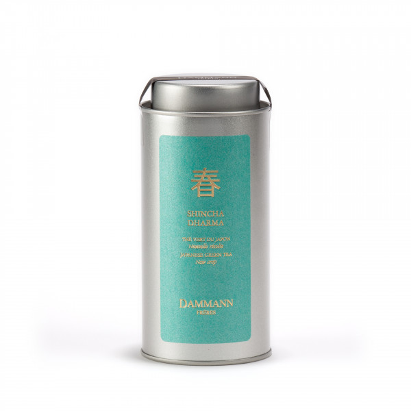 Tea from Japan - SHINCHA DHARMA 2019 - Box of 50G