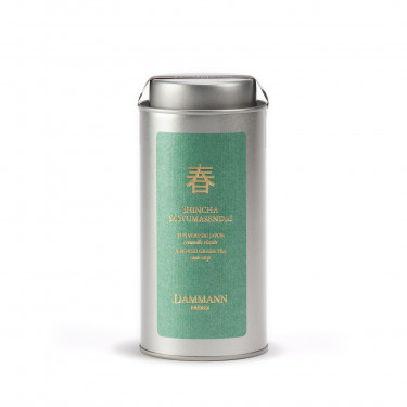 Tea from Japna - SHINCHA SATSUMASENDAI 2019 - Box of 50G