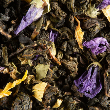 Oolong tea - OOLONG BANANE MYRTILLE