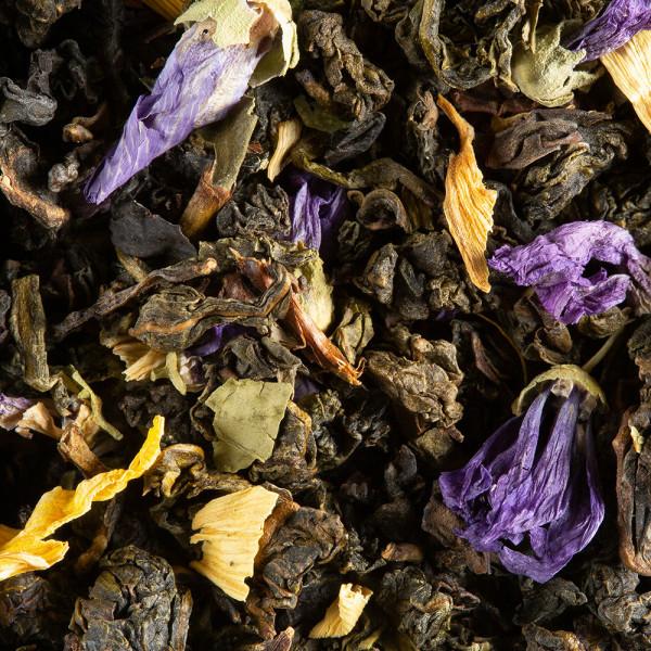 Oolong tea - OOLONG BANANE MYRTILLE