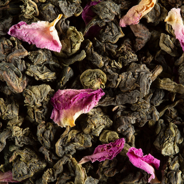 Oolong tea - OOLONG PASSION DE FLEURS