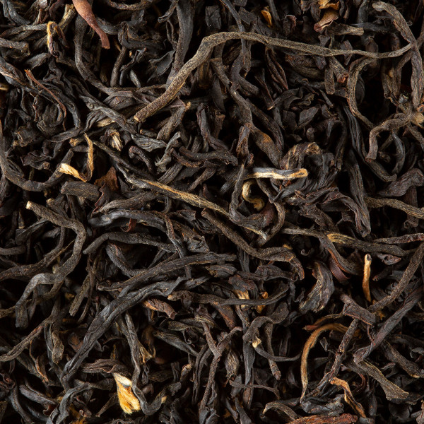 Black tea - HOJA CAOBA