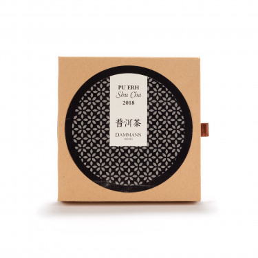 Tea from China - PU-ERH MUR SHU CHA 2018 - Cake 200g