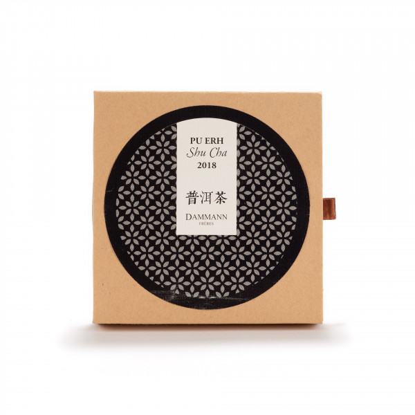 Tea from China - PU-ERH MUR SHU CHA 2018 - Cake 200g