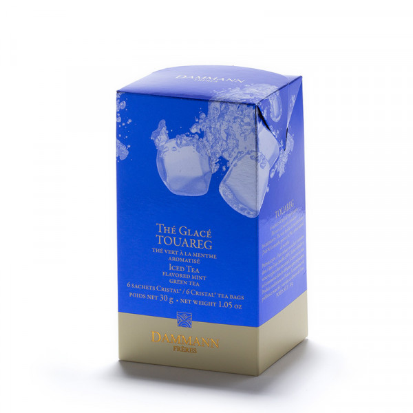 Thé glacé TOUAREG, boîte 6 sachets