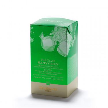 Thé glacé Happy Green - Boîte de 6 sachets