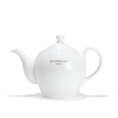 Porcelain teapot - teapot 0,6L