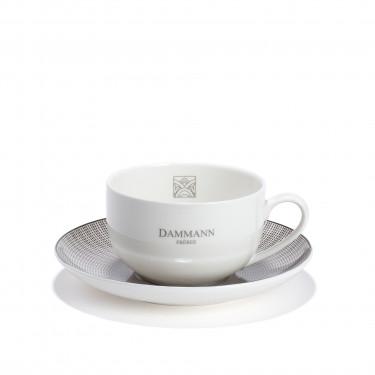 Maxi tasse à thé et sous-tasse Dammann Frères