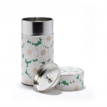 MARGUERITE GREEN - Boîte à thé Washi 150g