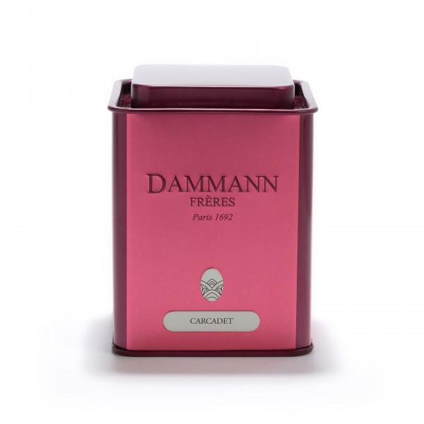 Boîte vide Dammann Frères - Carcadet - 100g