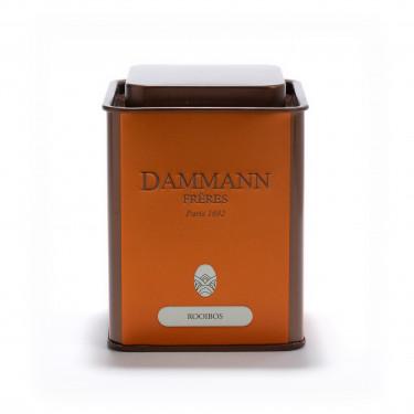 Empty Dammann Frères's tin Rooibos - 100g