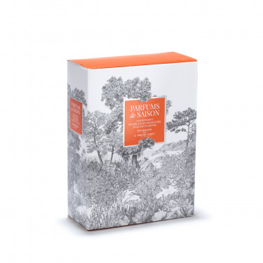 """PARFUMS DE SAISON"" GIFT SET - Fall winter - 20 ASSORTED SACHETS"