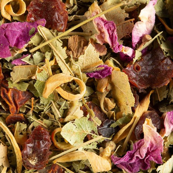 Herbal tea - TISANE NUIT À VERSAILLES