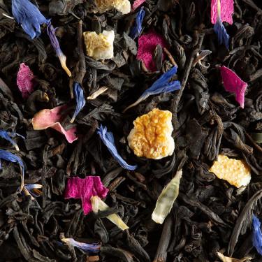 Black tea - Citrons