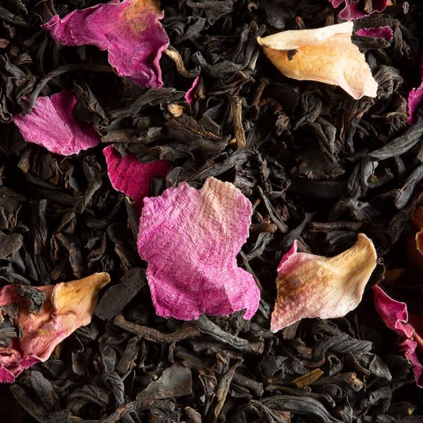 Black tea - Rose
