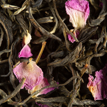 White tea - Passion de Fleurs