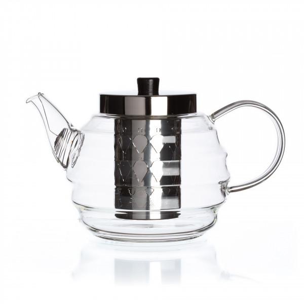Glass teapot - Vague 0.9L
