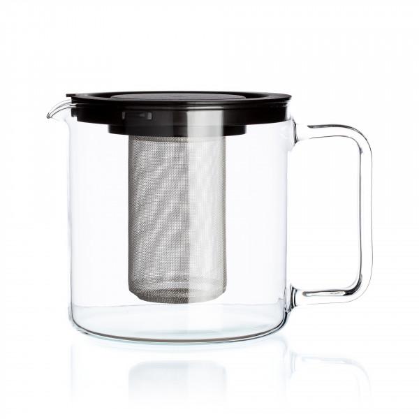 """""""Metropolis"""" glass teapot 1.3 L"""