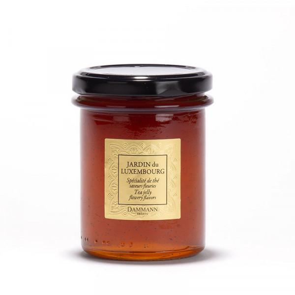 Jardin du Luxembourg' tea jelly