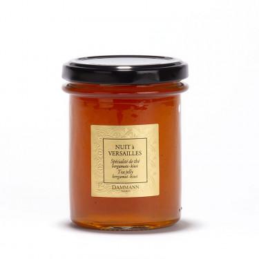 ''Nuit à Versailles'', spécialité de thé