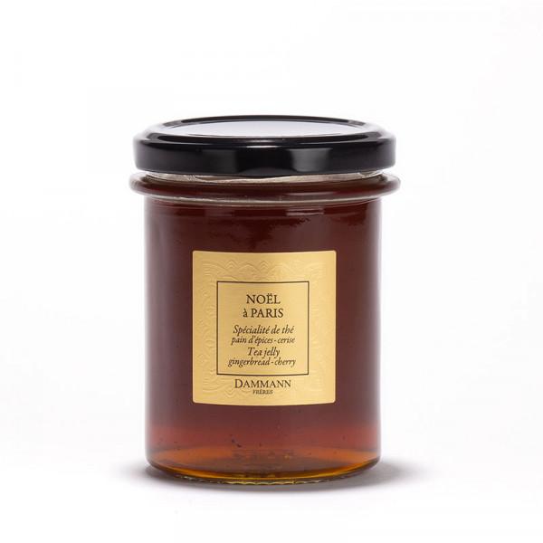 Noël à Paris' tea jelly