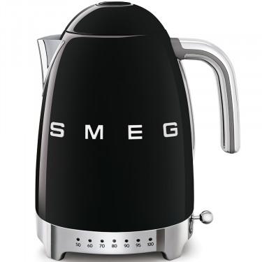 Bouilloire électrique SMEG - Noire