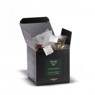 Bali, box of 25 Cristal® sachets