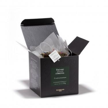 L'Ôriental, box of 25 Cristal® sachets