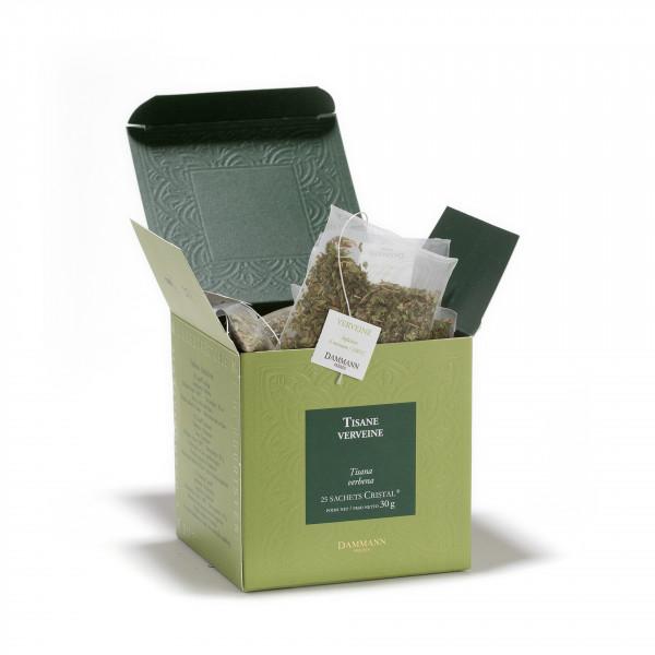 Verbena, box of 25 Cristal® sachets