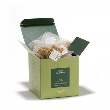 Tisane - Camomille 25 sachets Cristal ®