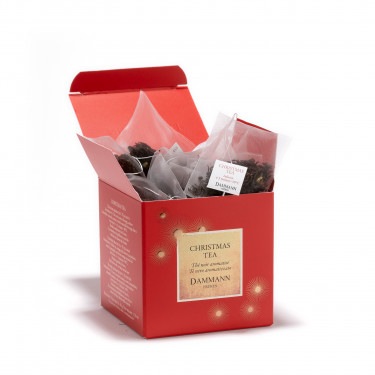 Christmas Tea, box of 25 Cristal® sachets