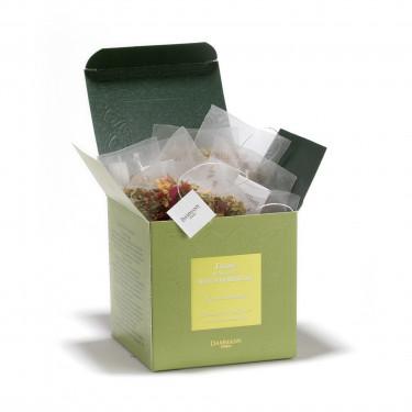 Tisane Nuit à Versailles, box of 25 Cristal® sachets