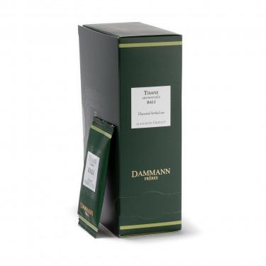 Tisane Bali, box of 24 enveloped Cristal® sachets
