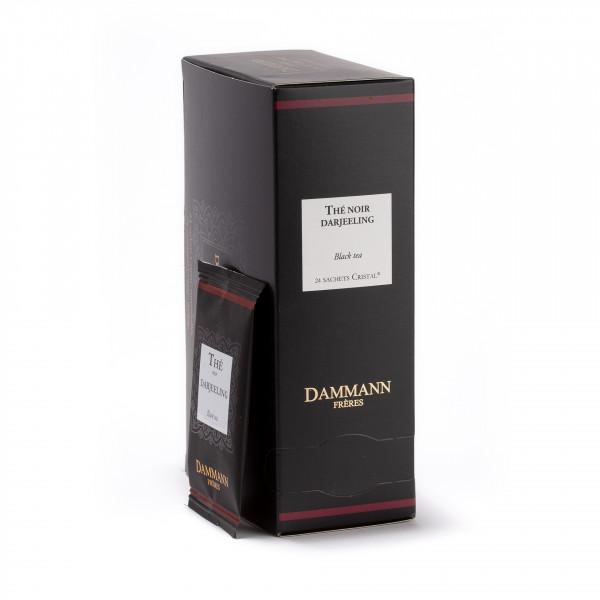 Darjeeling, 24 sachets Cristal® suremballés