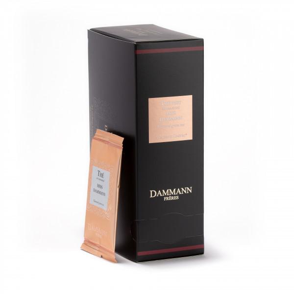 Miss Dammann, box of 24 enveloped Cristal® sachets