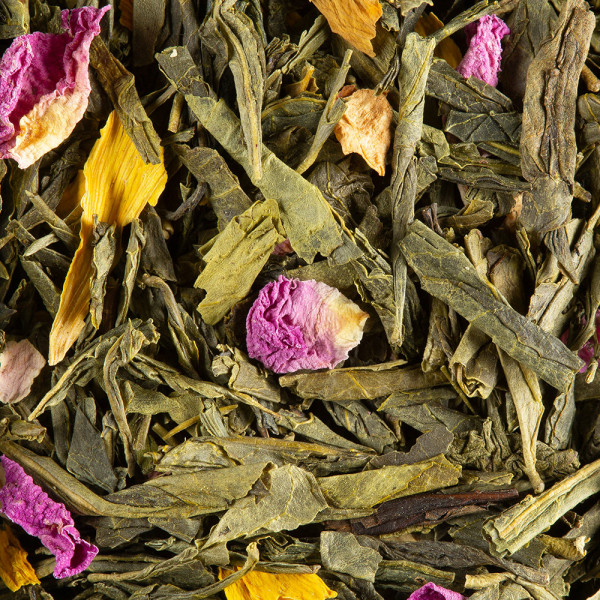 Green tea - Pêche