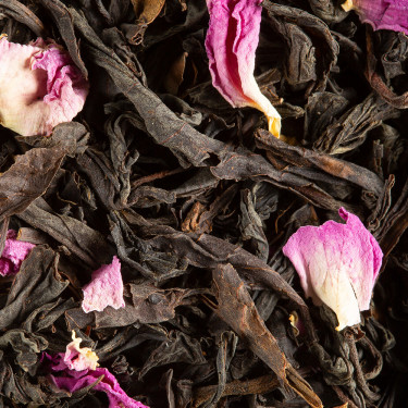 Black tea - DIVINE ROSE