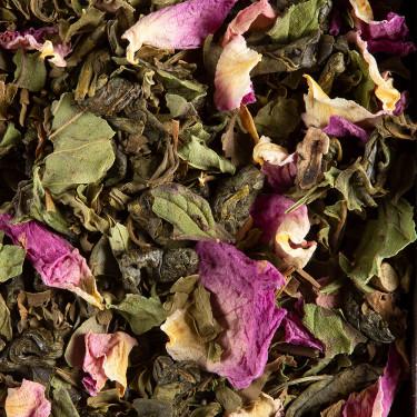 Green tea - Soupir d'Orient