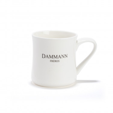 Mug en porcelaine bone China, Dammann Frères