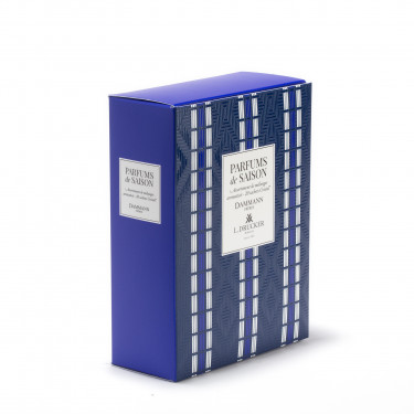 """PARFUMS DE SAISON"" BLUE GIFT SET - SPRING/ SUMMER 2021 - 20 ASSORTED SACHETS"